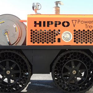 HIPPO Power Tread with power unit