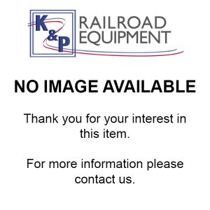 Geismar Gas Rail Saw with UPRR Spark Guard